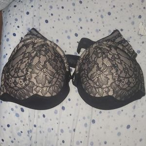 bombshell bra black 36C